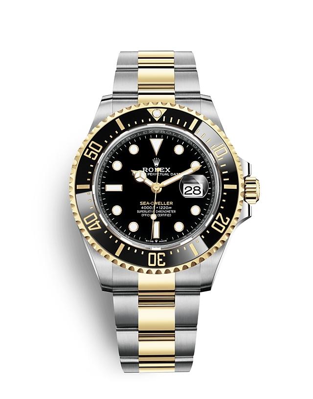Sea-Dwellerr M126603-0001