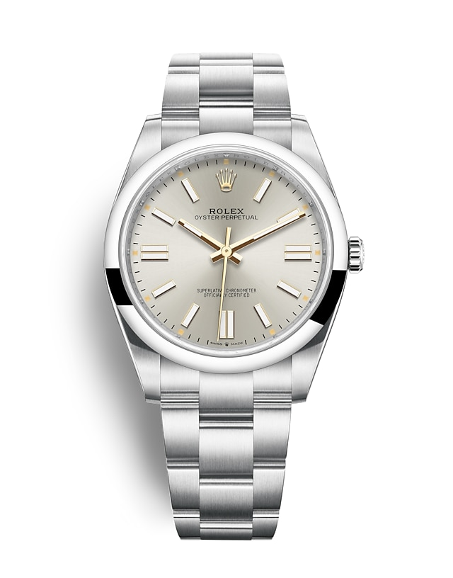 Oyster Perpetual M124300-0001