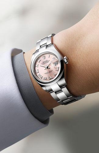 selección de relojes rolex femeninos